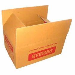 Kraft Paper Offset Printed Carton Box, Capacity: 6-10 kg