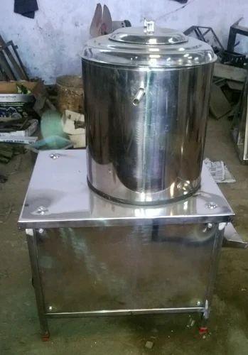 Vegetable Cutting Machine for Restaurant - Onion and Garlic