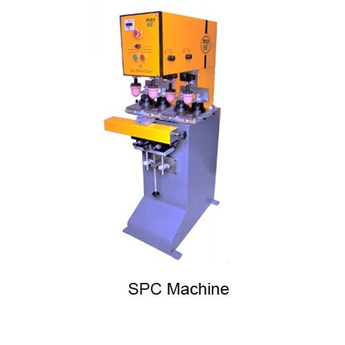 SPC Machine Manufacturer from Mumbai