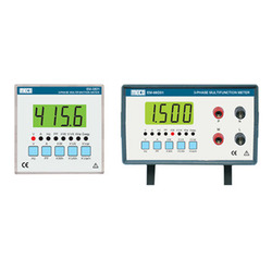Three Phase Multifunction Meters