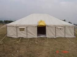 Cotton Canvas for Tent Industry