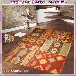 Kilim Patched Carpet