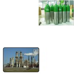 Oxygen Gas for Petroleum Refining