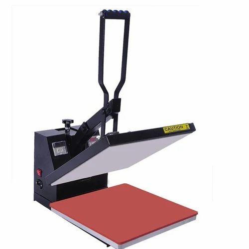 Fabric Printing Sublimation Heat Press Machine - Samriddhi