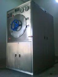 High Pressure High Vacuum Steam Autoclaves