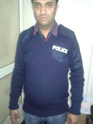 Military Police Pullover