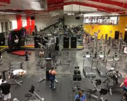 Complete Health Club Facility