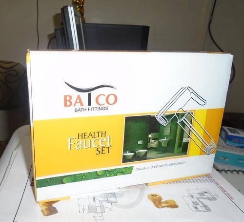 Health Faucet Set, Bathroom Fittings - Industrial Spares, Delhi | ID ...