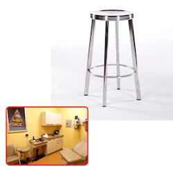 Stainless Stool Stool for Hospital Use