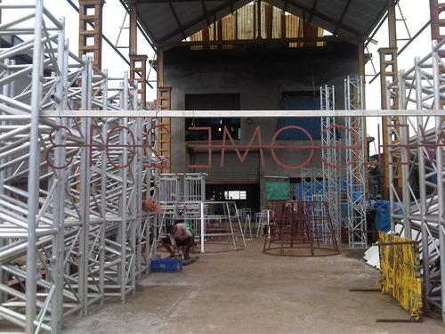 Aluminium Truss - Lighting Truss Manufacturer from Mumbai