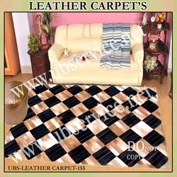 Leather Carpet Collections
