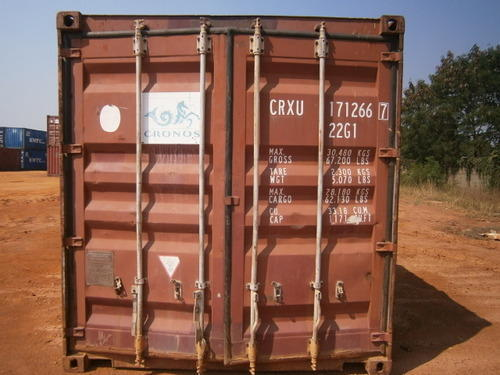 20 Feet Duty Paid Used Shipping Containers