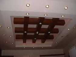 Astounding Wooden False Ceiling In Chennai Tamil Nadu India Indiamart Largest Home Design Picture Inspirations Pitcheantrous