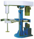 High-Speed Disperser with Clamping