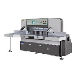 Semi Automatic Paper Cut Machines