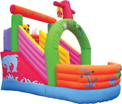 Boat Slide Bouncy