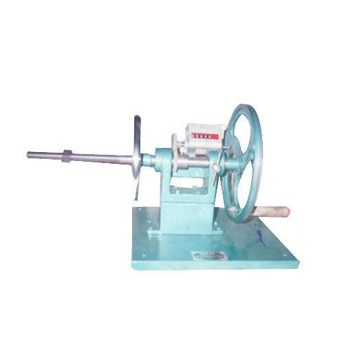 Large Transformer Coil Winding Machines Hand Operated