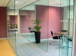 Glass Partitions Service