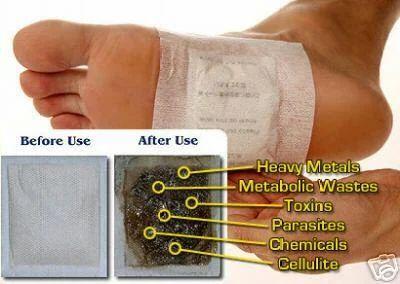 detox foot patch)