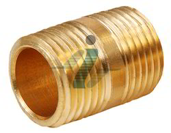 Brass Close Nipple-NPT