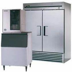 Refrigerator & Deep Freezer
