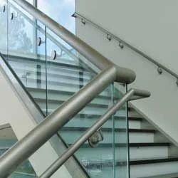 S.S. Glass Railing