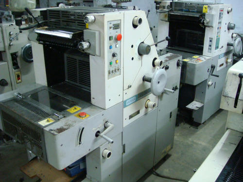 hamada vs 34 mini offset printing machine at rs 240000 piece rh indiamart com