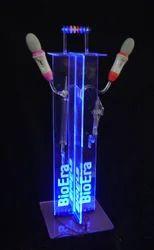 Acrylic Rotational Product Display