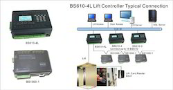 Lift Management System with GSM & GPRS