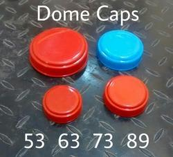 PP Dome Caps, Size: 53 63 73 And 89 Mm