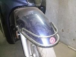 Bumper Guard for Activa