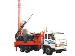 Automatic Rod Changer Drilling Rig