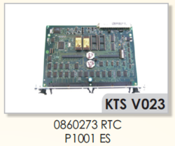 Vamatex P1001 ES 0860273 RTC
