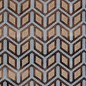 Designer Jacquard Silk Fabric