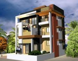 Elevator designing services in india for 3 floor house elevation designs andhra