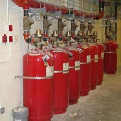 CO2 Suppression Systems - View Specifications & Details of