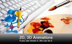 3D & 2D Animation Multimedia Services