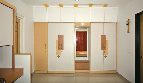 Wooden Furniture Wall Drop Manufacturer From Ahmedabad - Wall drop design in bedroom