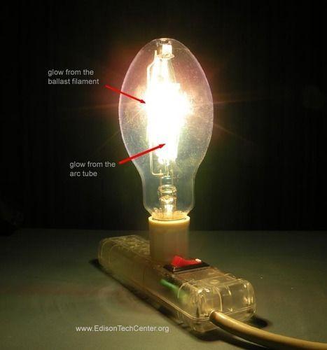 Mercury Vapour Lamp At Rs 175 Piece