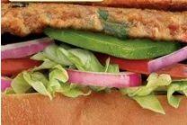 Veggie Patty Meal Service