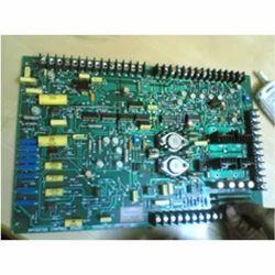 Induction Furnance Control Card