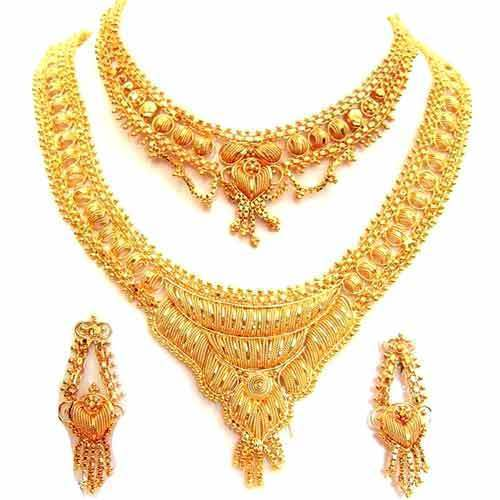 Gold Necklace Gold Amp Gold Jewellery T C Jewellers In