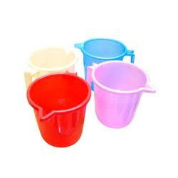 Colored Plastic Mugs