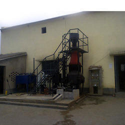Industrial Rice Husk Gasifiers