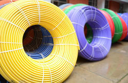 Flexible PLB HDPE Duct