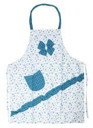 Azo Free Cotton Kitchen Apron