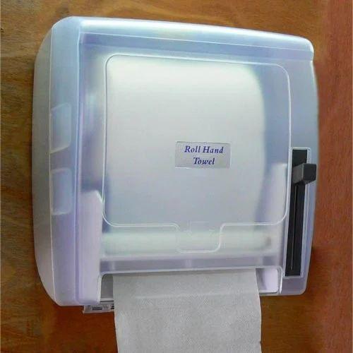 Hand Roll Towel Dispensers, रोल तौलिया डिस्पेंसर in Sarita Vihar, New Delhi  , Ansh Marketing | ID: 9265613055