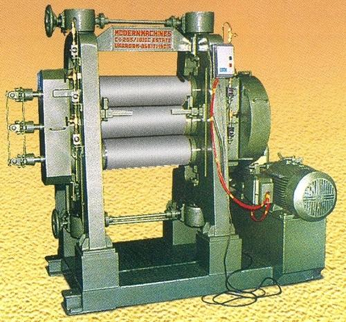 View Specifications Details Of Modern: View Specifications & Details Of Calendering Machine By Modern Mechanical