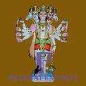 Panchmukhi Hanuman Marble Statue