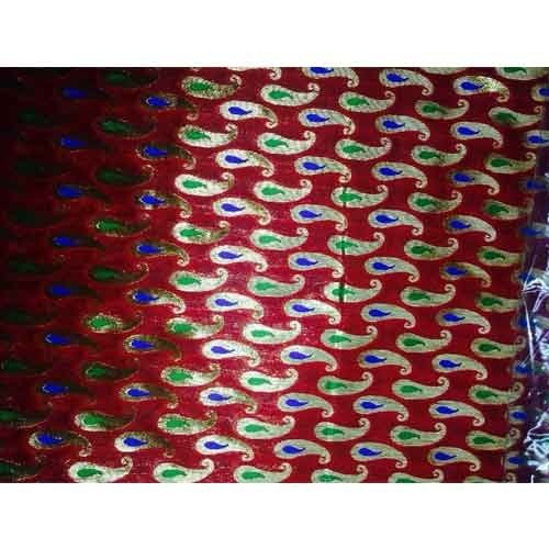 Jacquard Butti Fabric